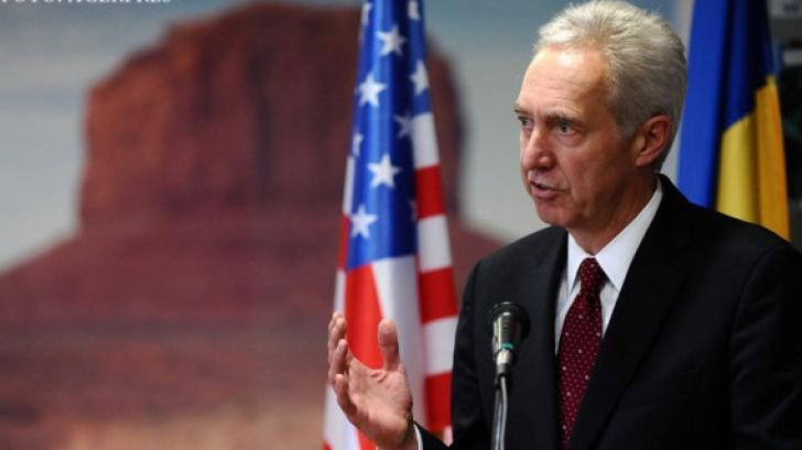 Ambasadorul SUA se va întâlni marți cu Tudorel Toader. Motivul: Legile Justiţiei