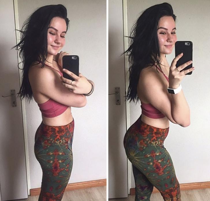 A intrat pe Instagram și a postat mai multe fotografii. Fanii ei au rămas ȘOCAȚI