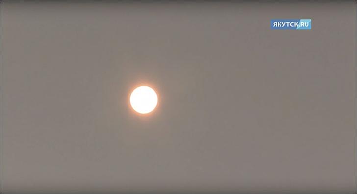 Fenomen înfricoșător în Siberia, la sfârșit de iulie. Nimeni nu a mai văzut așa ceva până acum