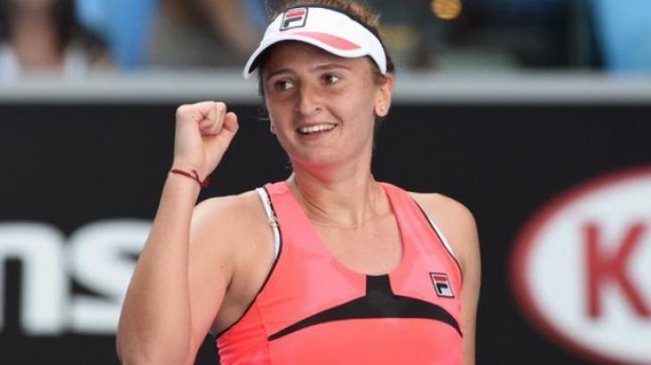 Irina Begu s-a calificat în finala BRD Bucharest Open după ce a învins-o pe Navarro, favorita no. 1