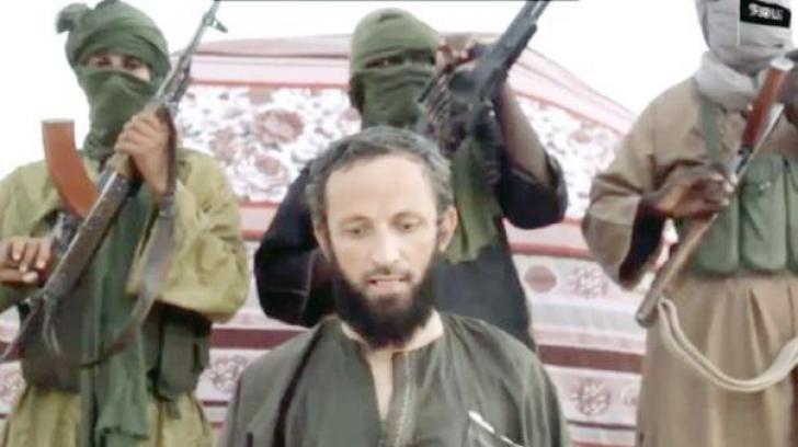 Românul răpit în Burkina Faso în 2015, Iulian Gherguţ, într-o înregistrare Al Qaida. Reacţia MAE