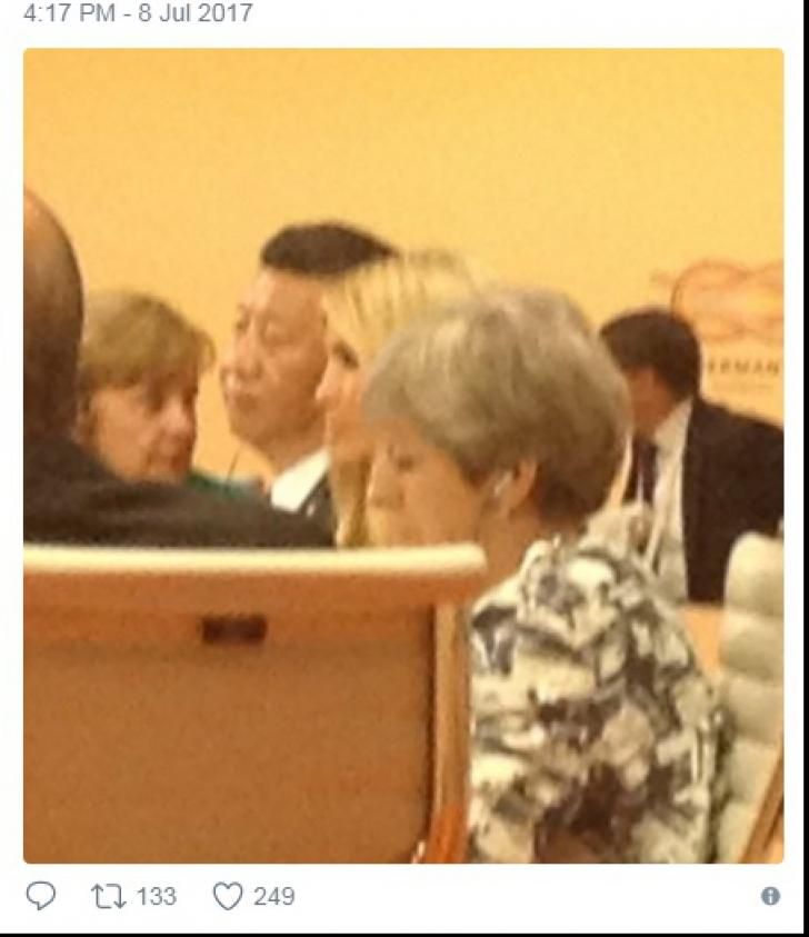 Gest fără precedent: CINE i-a luat locul lui Donald Trump, la discuţiile oficiale de la G20