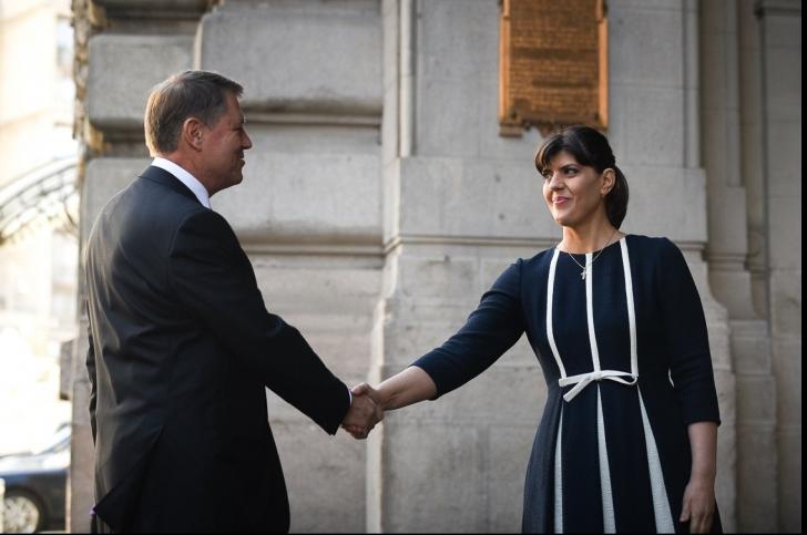 """CCR îi dă şah lui Iohannis: preşedintele """"urmează"""" să o revoce pe Laura Codruţa Kovesi"""