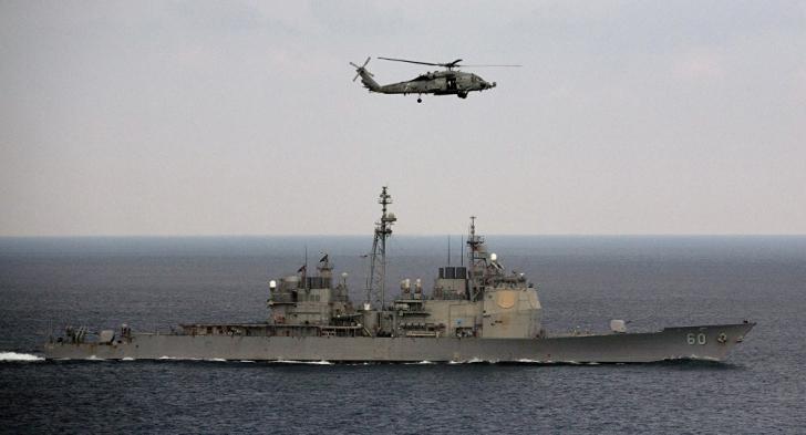 Jocurile de război din Malabar: SUA, India și Japonia participă la un exercițiu maritim trilateral