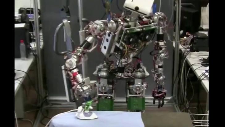 Iată când vor munci roboții în locul nostru! Este IREAL