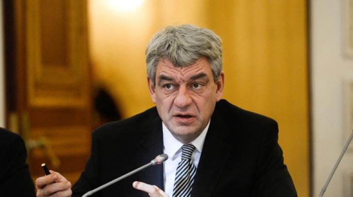 Premierul Tudose a dezvăluit când va fi făcută rectificarea bugetară