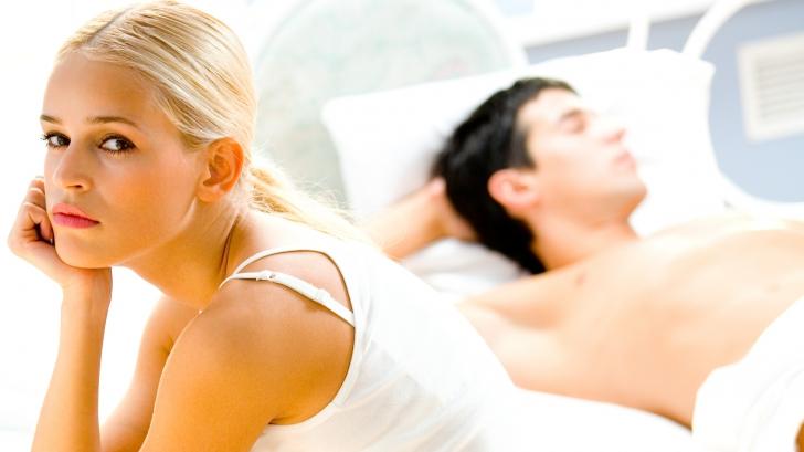 Motivele pentru care dispare apetitul sexual la femei