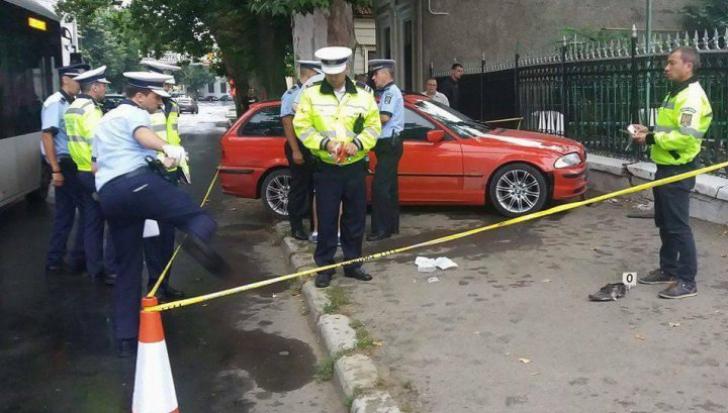 Brăila: Şoferul maşinii care a lovit un grup de nuntaşi s-a predat la poliţie