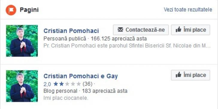 Ce a apărut pe Facebook la Cristian Pomohaci, în urmă cu puţin timp! Este IREAL