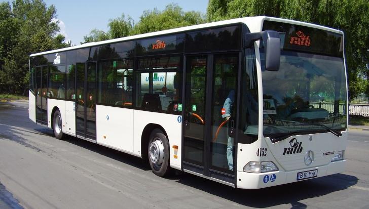 Din autobuz, la spital. Şase călători răniţi, după ce şoferul a frânat brusc