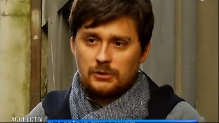 Răzvan, cea mai recentă victimă a Colectiv. Drama teribilă trăită: logodnica i-a pierit în incendiu