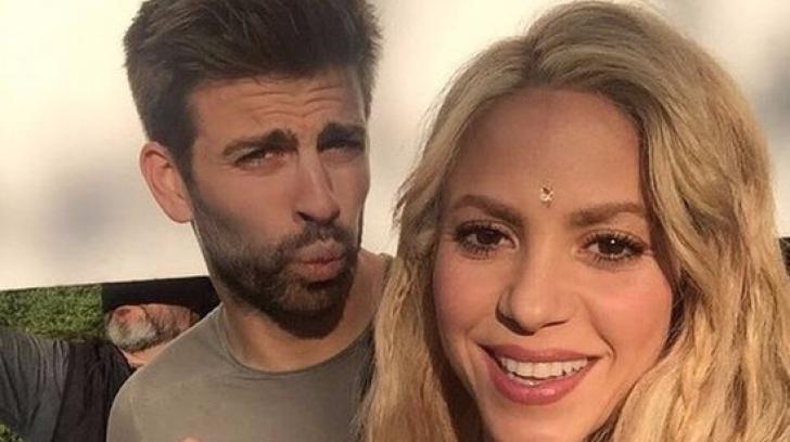 Shakira se desparte de Pique, după 7 ani şi doi copii
