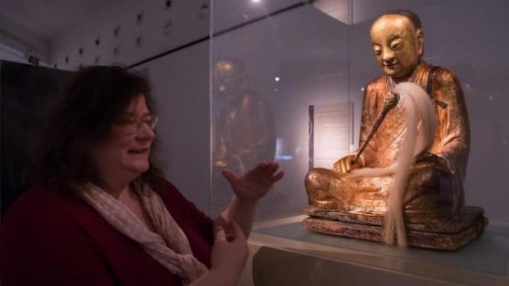 Incredibil! Ce s-a întâmplat cu mumia veche de 1.000 de ani a unui călugăr budist...ȘOC total
