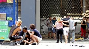 Atentat în Barcelona. MAE: Verificăm dacă printre victime se înregistrează și cetățeni români