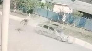 Accident mortal în Ciocani.