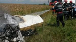 """Primarul comunei în care s-a prăbuşit avionul, cinism extrem: """"Viaţa merge înainte!"""""""