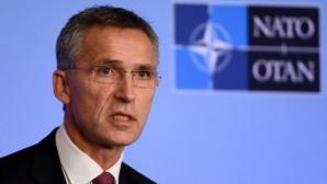 Convoiul secretarului general al NATO, implicat într-un accident rutier la Varșovia