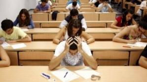 BACALAUREAT 2017. Absolvenţii de liceu susţin astăzi ultima probă scrisă a bacalaureatului