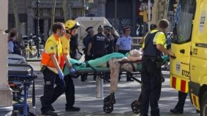 Un italian a fost ucis pe La Rambla în timp ce îşiţinea de mână copilul în vârstă de cinci ani.