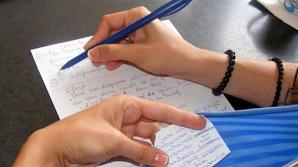 Metode de copiat ale elevilor la proba de limba română