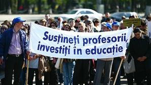 Proteste în Educaţie