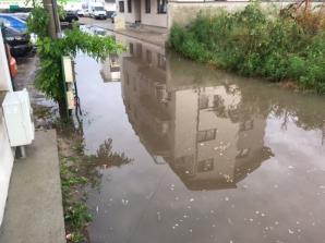 Bragadiru, după ploaie