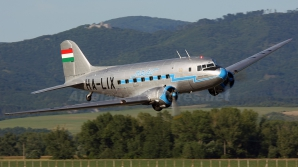 Avionul va efectua și două zboruri deasupra Sibiului.