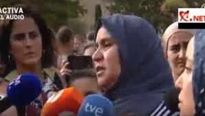 Mama teroristului a spus că preferă ca fiul ei să fie mort.