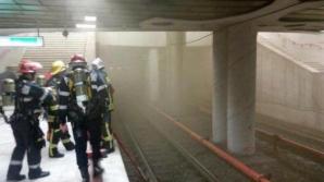 Panică la metrou