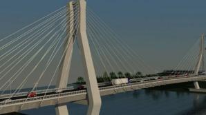 Asa va arata podul de la Brăila