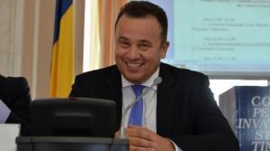 Fostul ministru al Educatiei, Liviu Pop