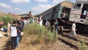 ACCIDENT FEROVIAR în Egipt: cel puţin 21 de morţi, peste 50 de răniţi. Două trenuri s-au ciocnit - Foto: rt.com