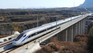 China creşte viteza maximă cu care vor merge trenurile: 1.300 km se vor parcurge în 4,5 ore
