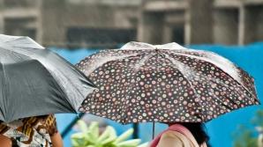 ALERTĂ METEO. Cod GALBEN de fenomene periculoase: furtuni şi grindină