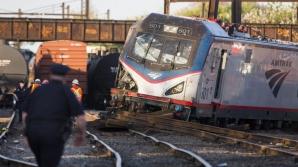 Acident feroviar în SUA