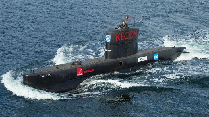 Submarin dispărut