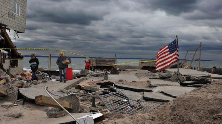 HARVEY, cel mai puternic uragan din ultimii 12 ani din SUA a lovit Texasul