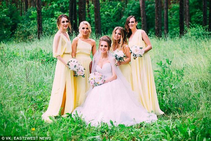Riscă trei ani de închisoare pentru fotografiile UNICE făcute după nuntă
