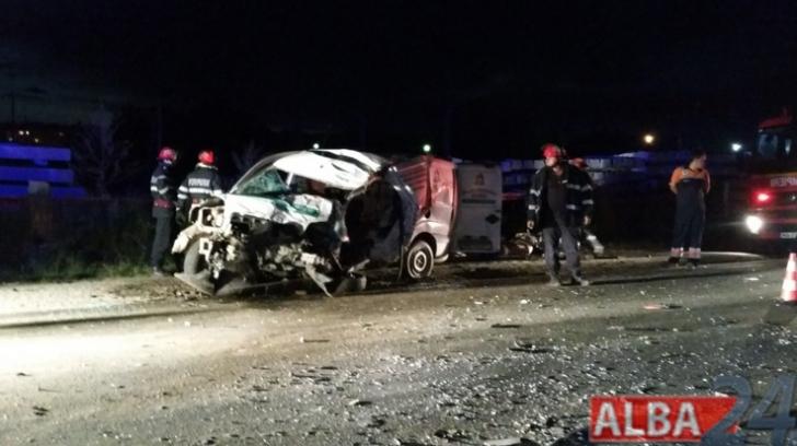 A murit,după un impact violent cu un TIR. GROAZNIC:ce au descoperit poliţiştii la locul accidentului