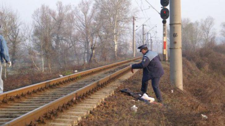 Sinucidere în apropierea Gării Vaslui. Un bărbat s-a aruncat în fața trenului