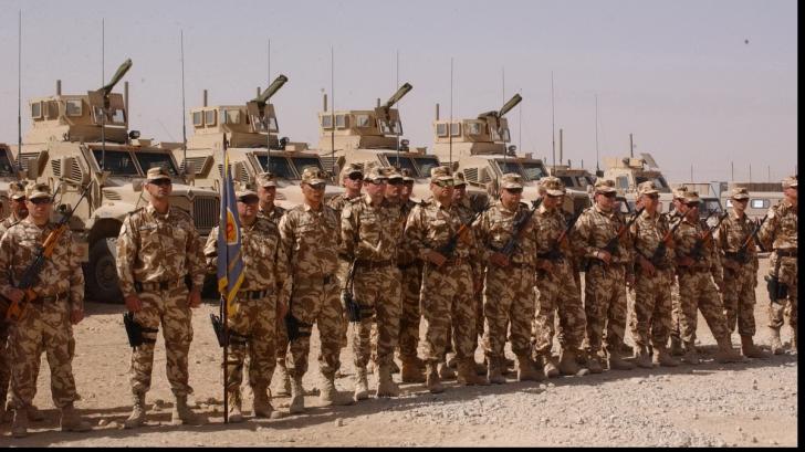 Mobilizare MASIVĂ a armatei americane în Afganistan