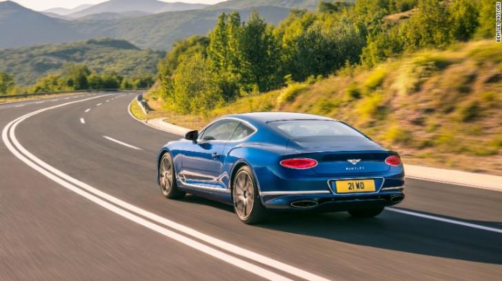 Bentley vrea să dea lovitura cu cel mai nou model. Primele imagini