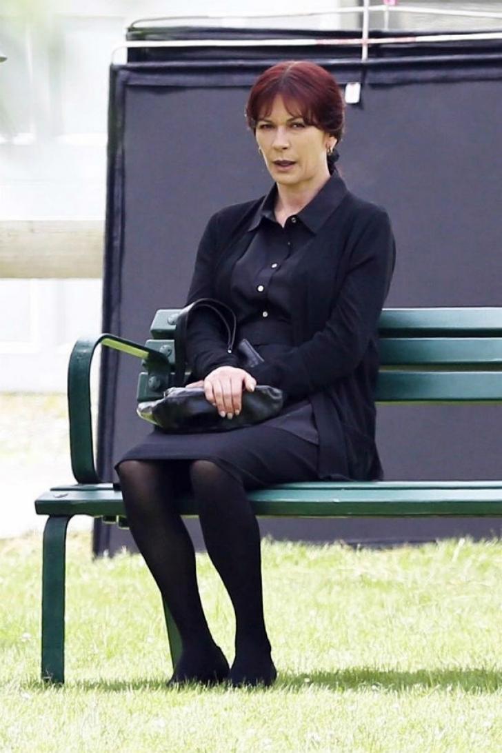 Dramatic! Iată cum arată acum Catherine Zeta-Jones. Este de nerecunoscut! Vezi imagini!