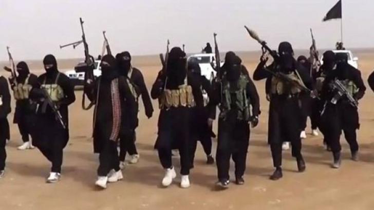 Militanți ai Statului Islamic