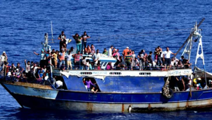 Emigranți la Marea Neagră