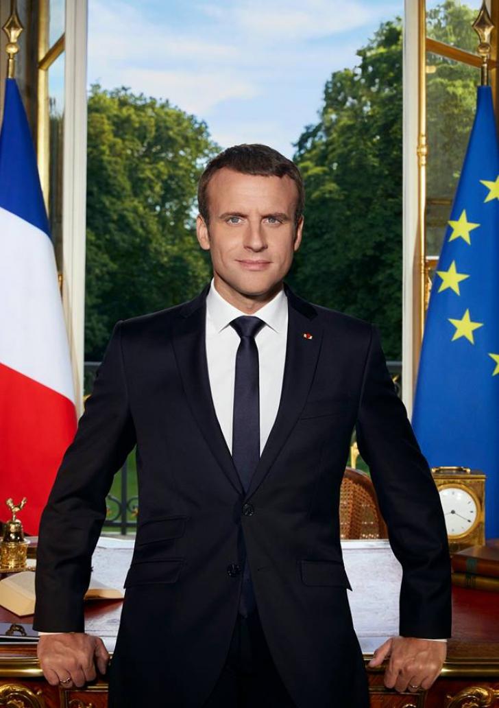 Macron îşi pune madatul în joc. Guvernul său a lansat reforma în legislaţia muncii