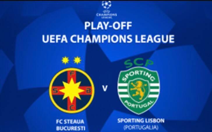 FCSB // Steaua vs. Sporting 1-5. Portughezii au dat lovitura la București, Steaua în genunchi