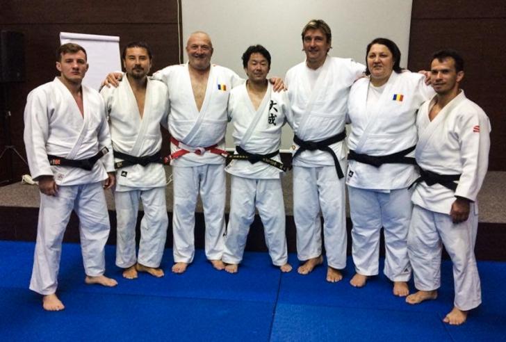 Cozmin Guşă: Loturile României de Judo vor fi antrenate de un prestigios sensei japonez