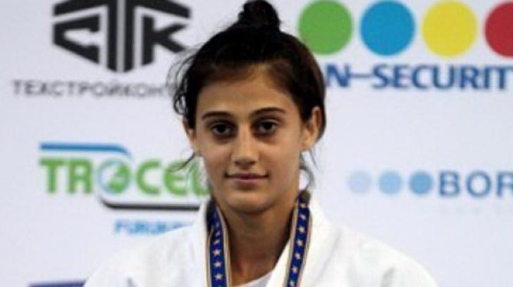 Larisa Florian, eliminată în optimile de finală la CM de Judo, de la Budapesta