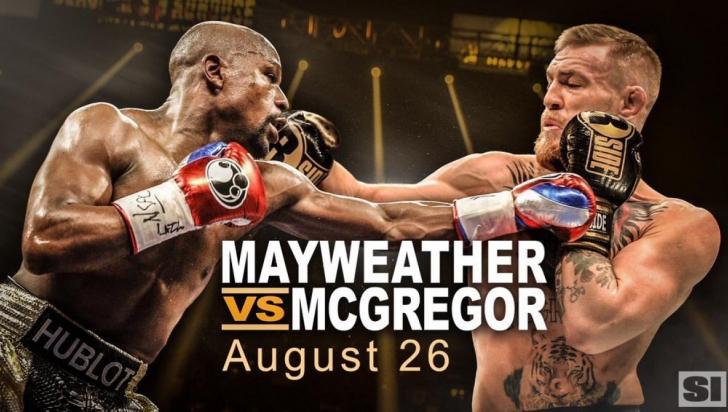 """Meci box Floyd Mayweather-Conor McGregor. Dezvăluirea șocantă despre """"lupta secolului"""""""
